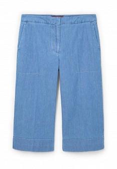 Женские голубые джинсы Violeta by Mango