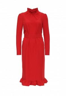 Красное платье Vika Smolyanitskaya