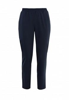 Женские синие осенние брюки