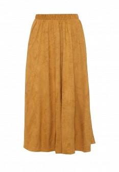 Желтая осенняя юбка Vittoria Vicci