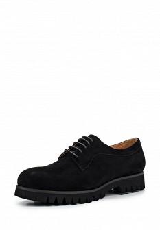 Мужские черные ботинки Vitacci