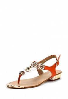Женские кожаные сандалии VIVIAN ROYAL