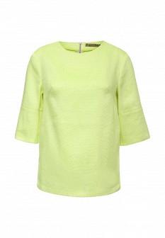 Желтая зеленая блузка Xarizmas