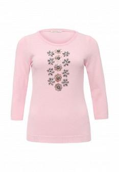 Женский розовый джемпер ZARINA
