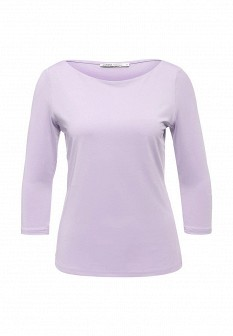 Женский фиолетовый лонгслив