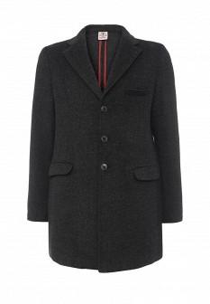 Мужское серое итальянское осеннее пальто