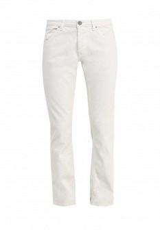 Мужские бежевые итальянские осенние джинсы