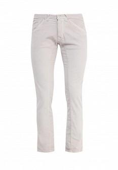 Мужские бежевые итальянские осенние брюки