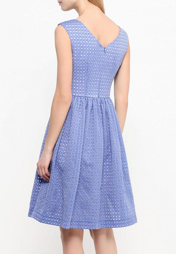 Платье-мини A-A by Ksenia Avakyan 5s17-11-фиалковый: изображение 4