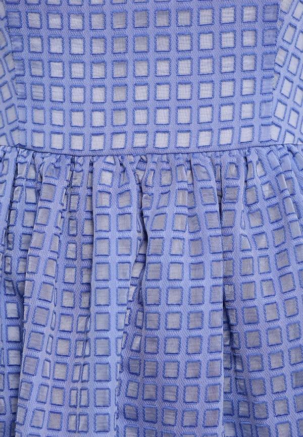 Платье-мини A-A by Ksenia Avakyan 5s17-11-фиалковый: изображение 5