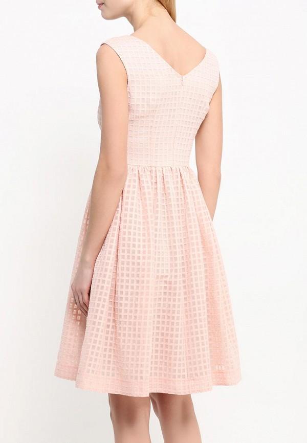 Платье-мини A-A by Ksenia Avakyan 5s17-11-персиковый: изображение 5