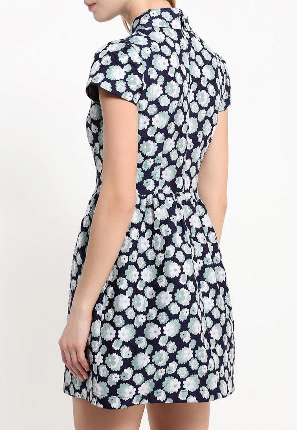 Платье-мини A-A by Ksenia Avakyan 2cps11-зеленый: изображение 5