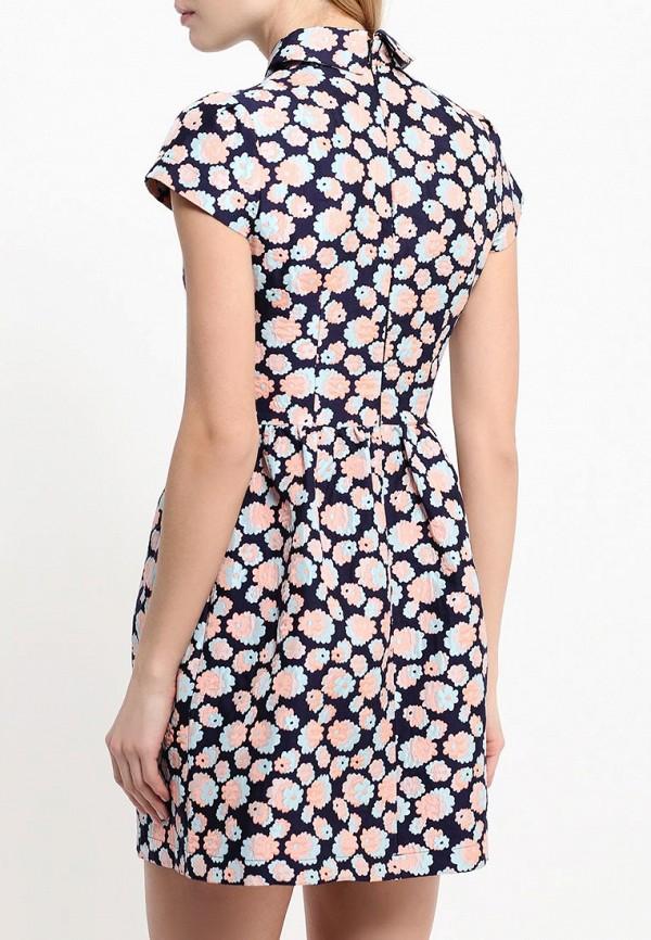 Платье-мини A-A by Ksenia Avakyan 2cps11-красный: изображение 5