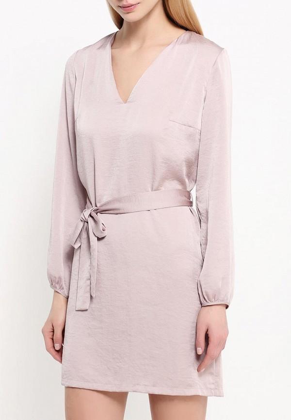 Платье-мини A-A by Ksenia Avakyan 3w17-11-розовый: изображение 4
