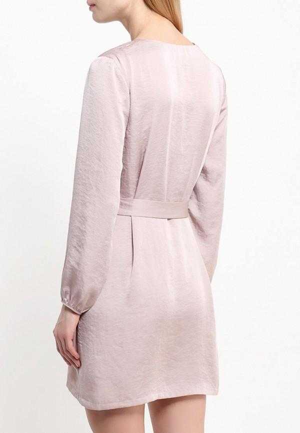 Платье-мини A-A by Ksenia Avakyan 3w17-11-розовый: изображение 5