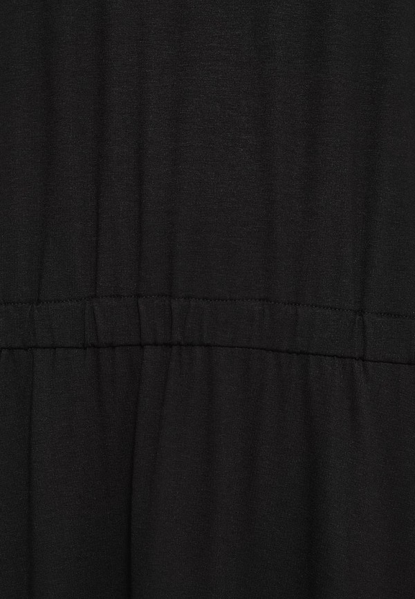 Платье-макси A-A by Ksenia Avakyan 38s6visc-черный: изображение 5