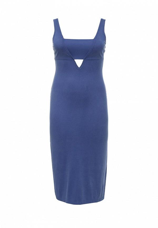 Платье-макси A-A by Ksenia Avakyan 36s11-синий: изображение 1