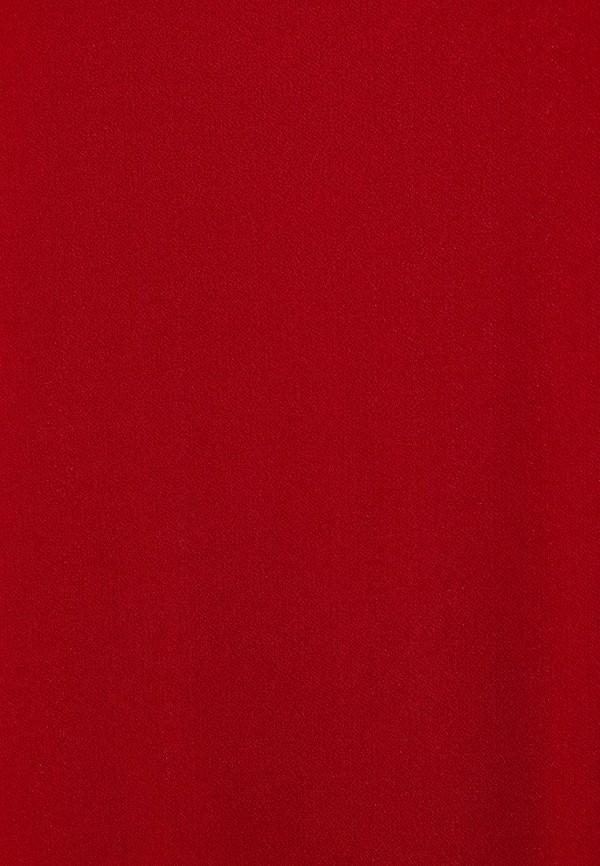 Платье-миди A-A by Ksenia Avakyan 18w11-бордовый: изображение 5