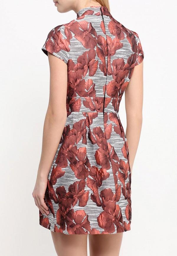 Платье-мини A-A by Ksenia Avakyan 3cps11-красный: изображение 5