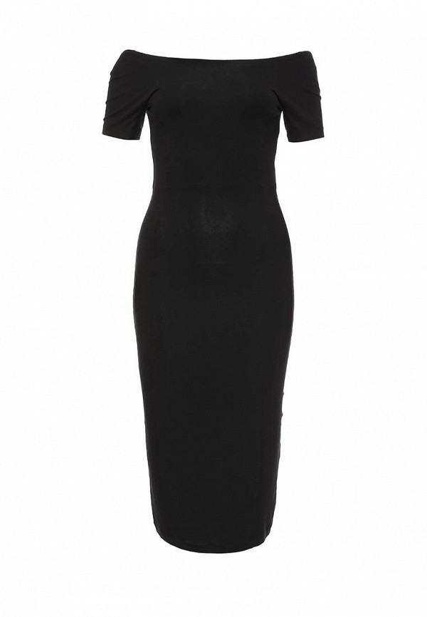 Платье-миди A-A by Ksenia Avakyan lk11-черный