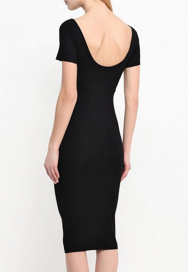 Платье-миди A-A by Ksenia Avakyan lk11-черный: изображение 4