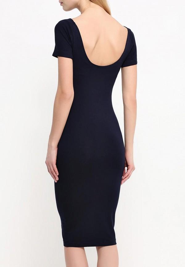 Платье-миди A-A by Ksenia Avakyan lk11-синий: изображение 4