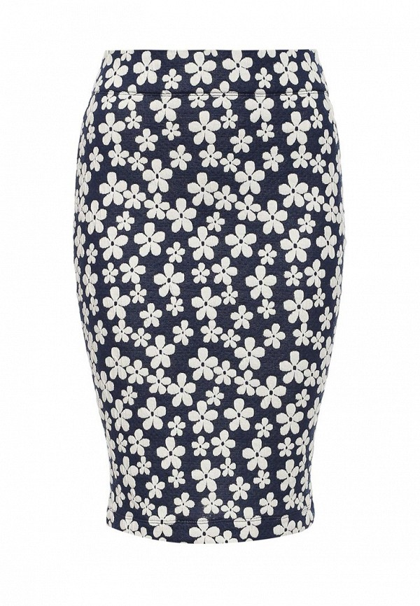 Миди-юбка A-A by Ksenia Avakyan 3w6-цветы: изображение 2