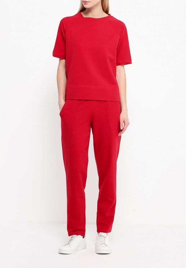 Женские спортивные брюки A-A by Ksenia Avakyan 4w7-красный: изображение 2