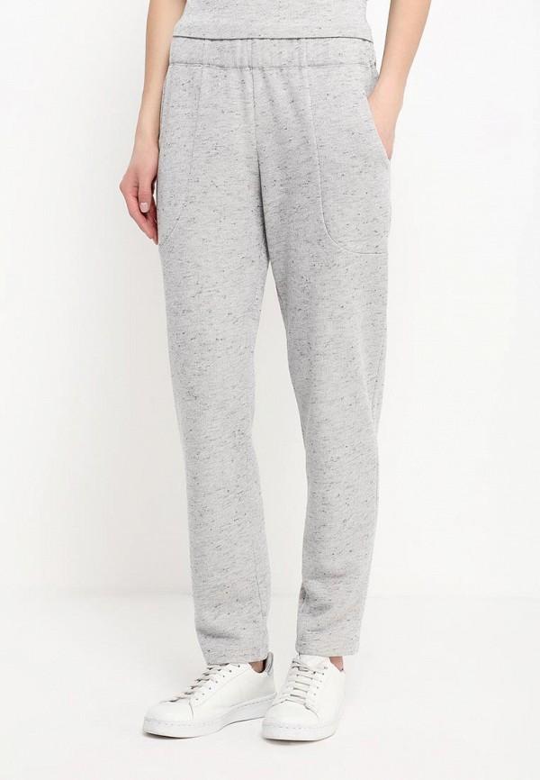 Женские спортивные брюки A-A by Ksenia Avakyan 4w7-серыйлюр: изображение 3