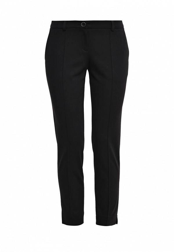 Женские повседневные брюки A-A by Ksenia Avakyan 7w8-черный: изображение 1