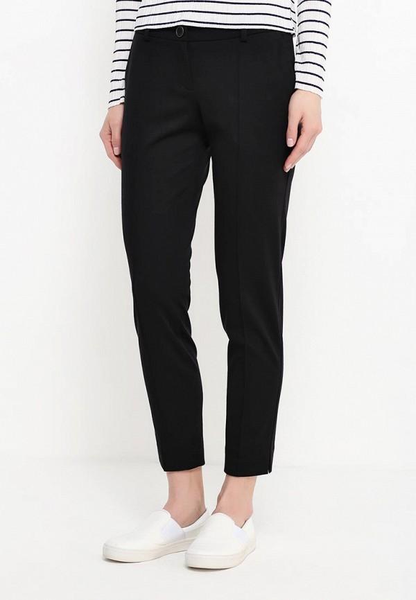 Женские повседневные брюки A-A by Ksenia Avakyan 7w8-черный: изображение 3