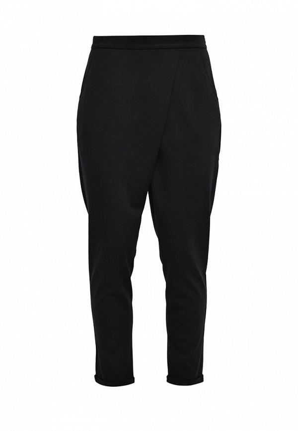 Женские зауженные брюки A-A by Ksenia Avakyan 8w8-черный: изображение 1