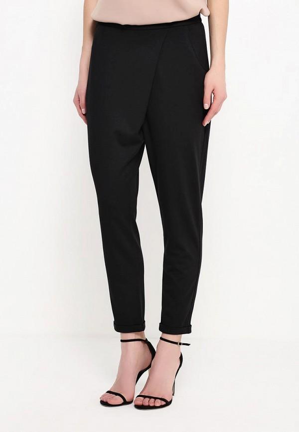 Женские зауженные брюки A-A by Ksenia Avakyan 8w8-черный: изображение 3