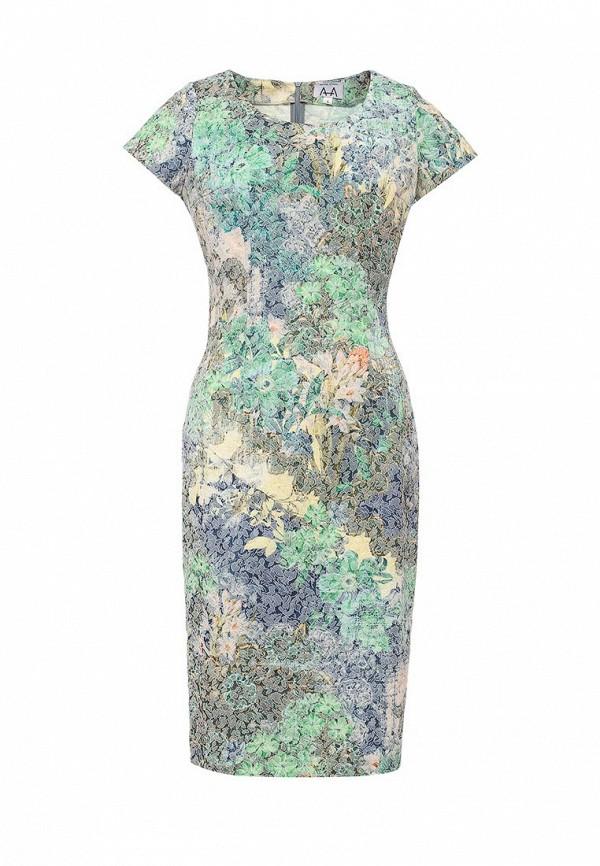 Платье A-A by Ksenia Avakyan A-A by Ksenia Avakyan AA001EWTCU77 it8712f a hxs