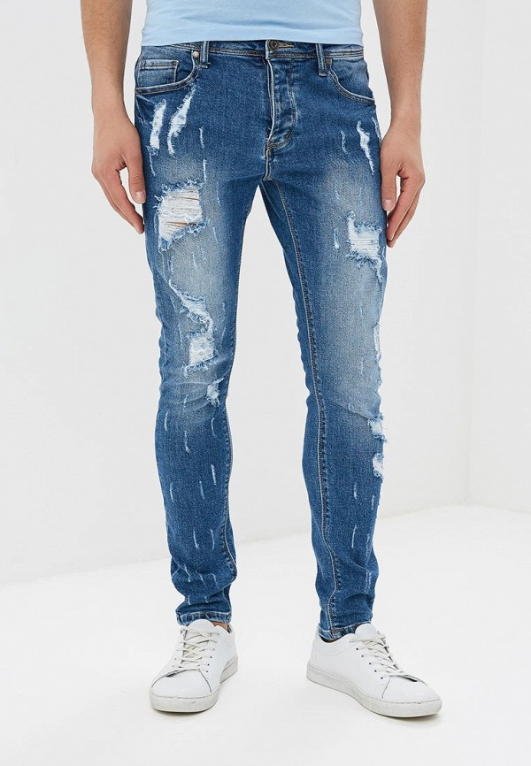 Джинсы Aarhon Aarhon AA002EMBEOR4 джинсы 40 недель джинсы