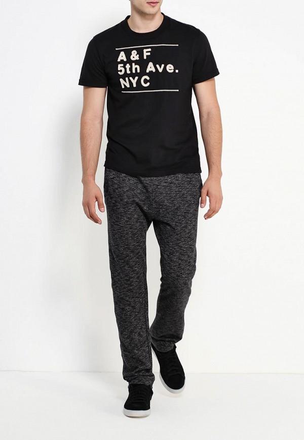 Мужские спортивные брюки Abercrombie & Fitch DXX01B070004: изображение 2