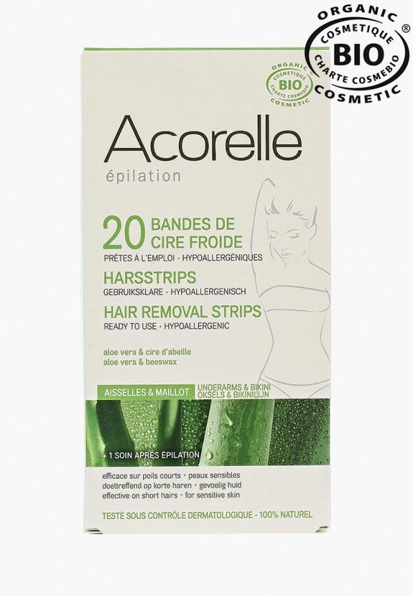 Полоски для депиляции Acorelle Acorelle AC007LWES680 туалетная вода acorelle acorelle туалетная вода божественная орхидея флакон 30 мл
