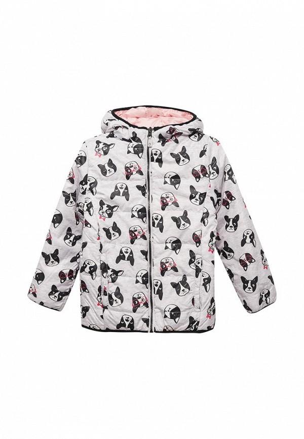 Куртка утепленная AcoolaКуртка утепленная Acoola. Цвет: серый, розовый. Сезон: Весна-лето 2018. С бесплатной доставкой и примеркой на Lamoda.<br><br>Цвет: серый, розовый<br>Коллекция: Весна-лето 2018<br>Сезонность: демисезон<br>Страна-изготовитель: Китай<br>Пол: girls