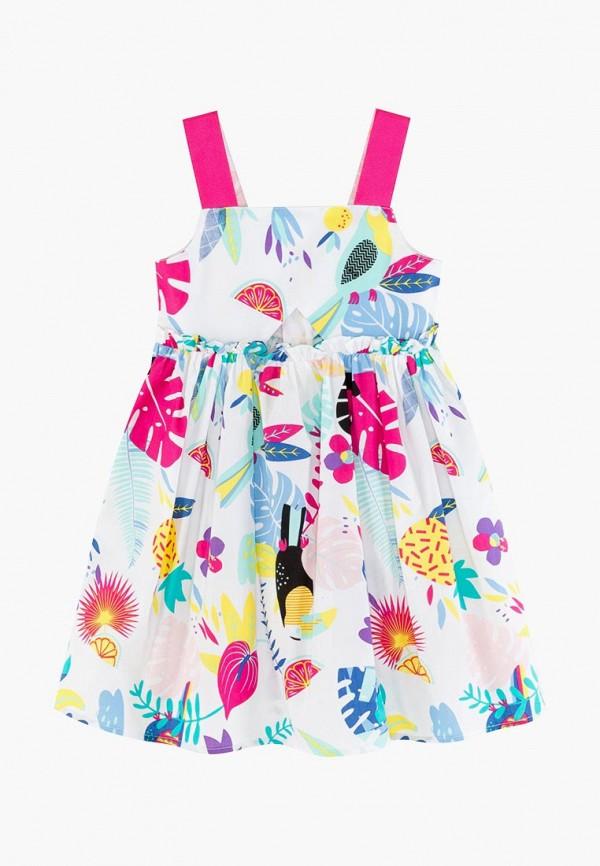 Купить платье или сарафан для девочки Acoola белого цвета