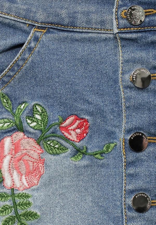 Фото Юбка джинсовая Acoola. Купить с доставкой