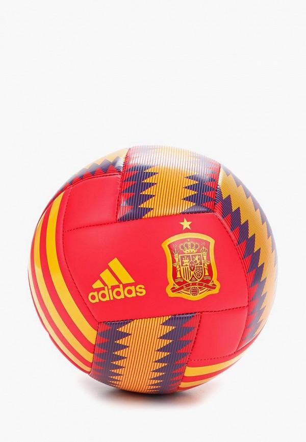 Мяч футбольный adidas adidas AD002DUALSM8 everts everts 8 шариков футбольный мячик