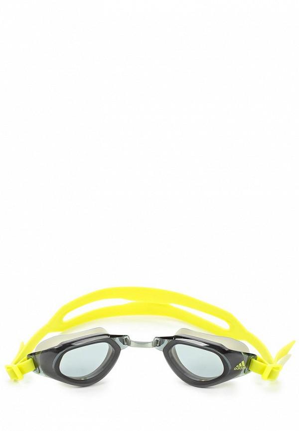 Очки для плавания adidasОчки для плавания adidas. Цвет: серый. Сезон: Весна-лето 2018. С бесплатной доставкой и примеркой на Lamoda.<br><br>Цвет: серый<br>Коллекция: Весна-лето 2018<br>Страна-изготовитель: Китай<br>Пол: unisex