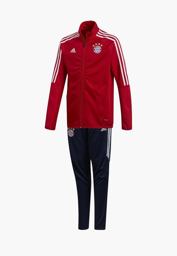 Костюм спортивный adidas adidas AD002EBALXQ2 куртка спортивный костюм adidas v11076 980