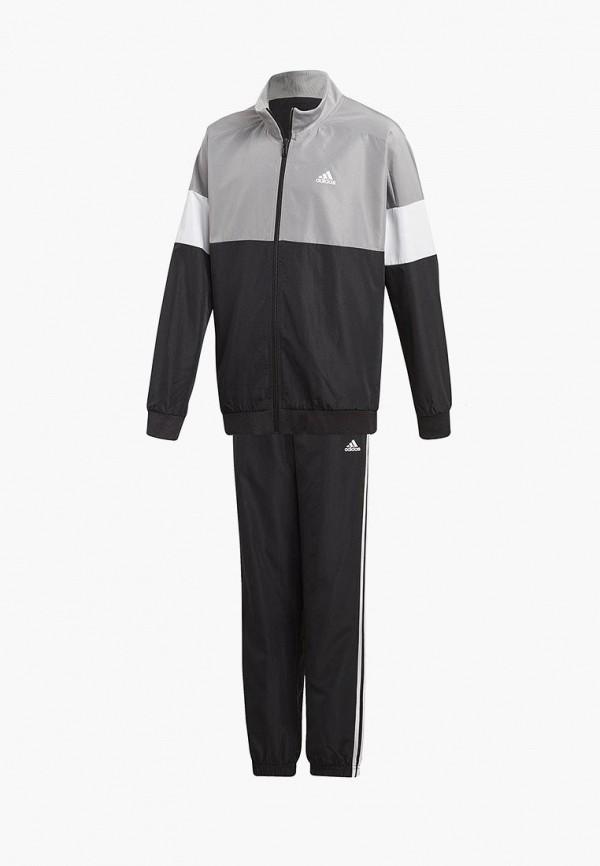 Костюм спортивный adidas adidas AD002EBALXY8 куртка спортивный костюм adidas v11076 980