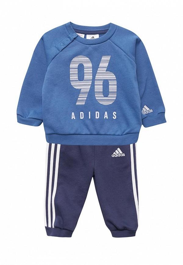 где купить Костюм спортивный adidas adidas AD002EBALXZ0 по лучшей цене