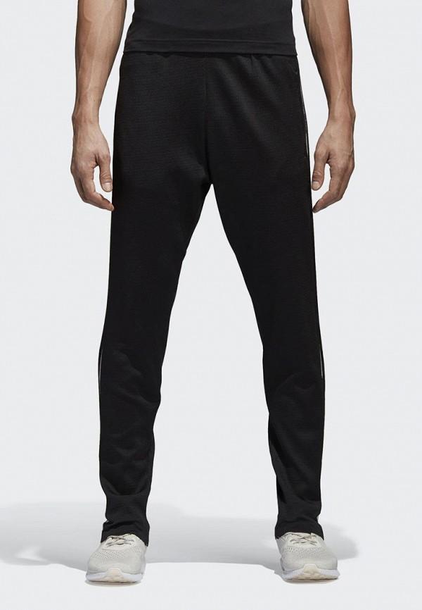Купить Брюки спортивные adidas, adidas AD002EMAMAV9, черный, Весна-лето 2018