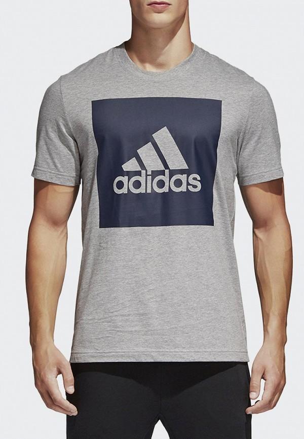 Футболка adidas adidas AD002EMAMBK1