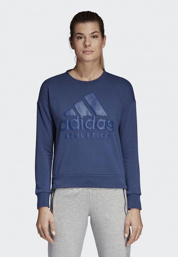 Фото Свитшот adidas. Купить с доставкой