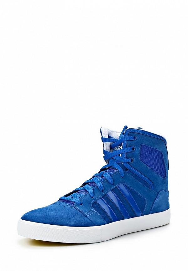 Мужские кеды Adidas Neo (Адидас Нео) F39053: изображение 1