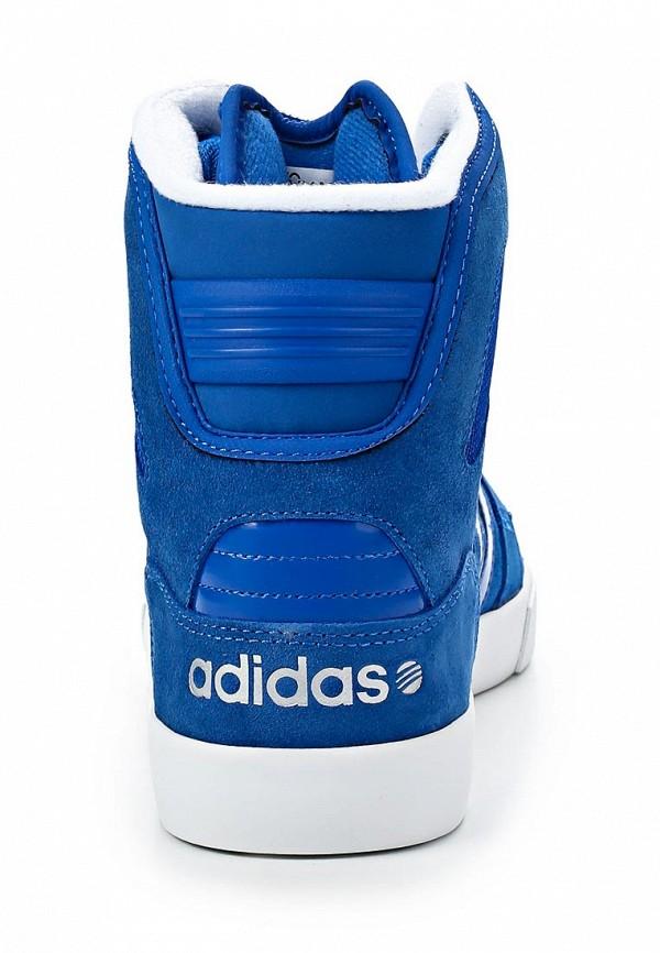 Мужские кеды Adidas Neo (Адидас Нео) F39053: изображение 3